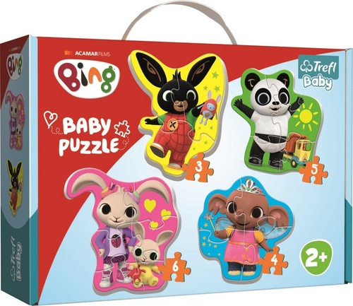 Baby puzzle Bing 4v1