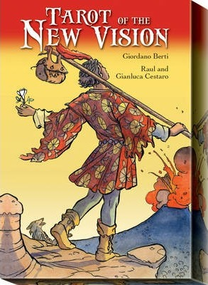 Tarot of the New Vision - Mini Tarot